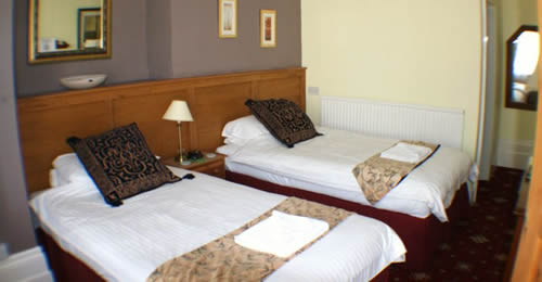 double Room in our Eastbourne Hotel